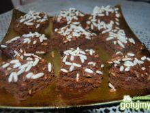 Brownie z preparowanym ryżem