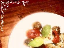 Brukselka po włosku- z mozzarellą