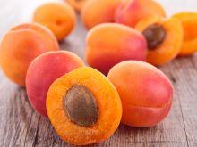 Słodki owoc moreli