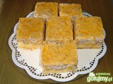 Brzoskwiniowe  Ciasto  z  Prince  Polo