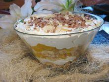 Brzoskwiniowy błyskawiczny deser