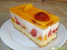 Brzoskwinko - truskaweczka
