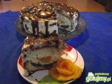Budyniowo-czekoladowe :-)