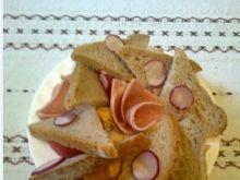 Bukiet śniadaniowy z jajkiem wg Elfi