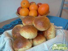 Bułeczki droż. z nadzieniem z pomarańczy