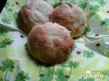 Bułeczki drożdżowe słodkie z mascarpone