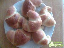 Bułeczki drożdżowe z marmoladą moniki