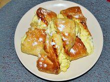 Bułeczki drożdżowe z serem (serniczki)