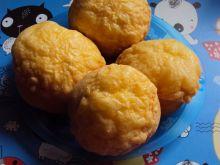 Bułeczki dyniowe z serem