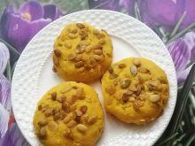 Bułeczki kukurydziane z pestkami dyni