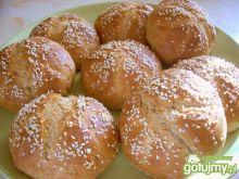 Bułeczki pszenne z ziarenkami