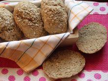Bułeczki pszenno-żytnie na zakwasie