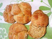 Bułeczki śniadaniowe z dynią