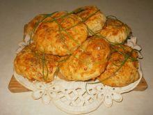 Bułeczki ziołowo serowe