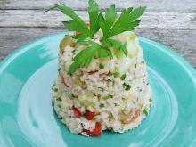Bulgur z warzywami