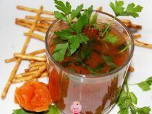 Bulion pomidorowy na żeberkach