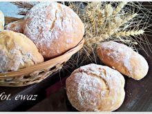 Bułki pszenno - żytnie na lnianym oleju