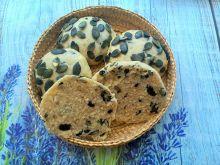 Bułki z oliwkami i pestkami dyni