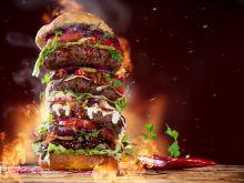 Odjechane burgery