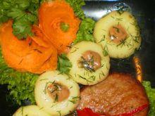 Burgery drobiowe  wg Buni