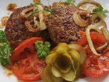 Burgery wołowe nie tradycyjne