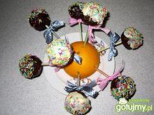Cake pops wg Katarzyny