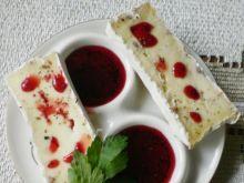 Camembert z rubinową zaprawą  :