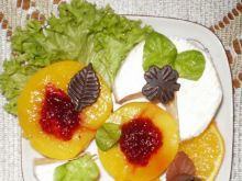 Camembert ze słodkimi dodatkami