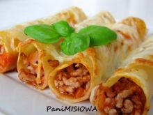 Cannelloni Bologniese