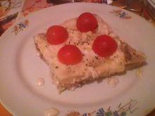 Cannelloni w sosie porowym