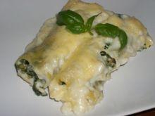 Cannelloni z fetą i szpinakiem wg Zub3ra