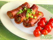 Cannelloni z mięsem i warzywami