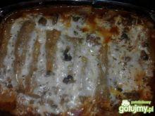 Canneloni z mięsem w sosie pomidorowym 2