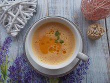 Zupa krem - Cappuccino dyniowe (wytrawne)