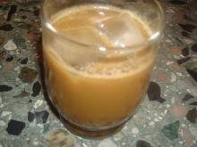 Cappuccino z rumem