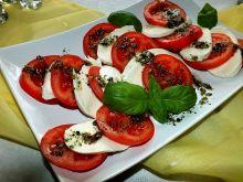 Caprese - włoska przekąska