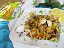 Carne a Portuguesa - Wieprzowina z małżami