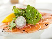 Jak zrobić carpaccio z łososia?