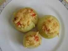 Cebule faszerowane ryżem