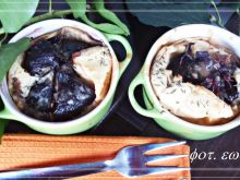 Cebule zapiekane w cieście