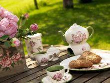 Ceramika stołowa na wiosnę