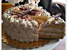 Chałwowy tort na każdą okazję