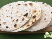 Chapati- indyjski chlebek