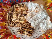 Chiacchiere - włoskie faworki z nutką pomarańczy