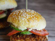 Chicken burgery