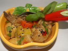 Chicken Curry Soup wersja Buni