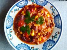 Chili con carne z indykiem