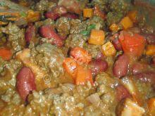 Chili con carne z jelenia
