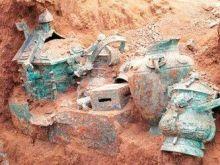 Chińczycy odkopali swoje najstarsze wino!