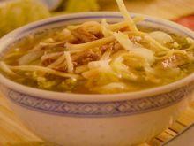 """Chińska """"długa zupa"""""""